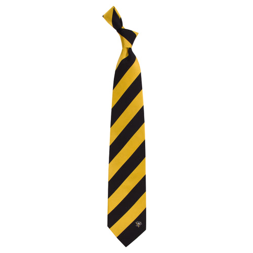 Penguins Tie Regiment