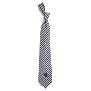 Penn State Nittany Lions Tie Gingham