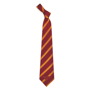 Virginia Tech Hokies Tie Woven Poly 1