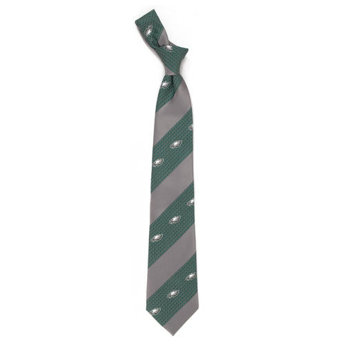 Philadelphia Eagles Tie Geo Stripe