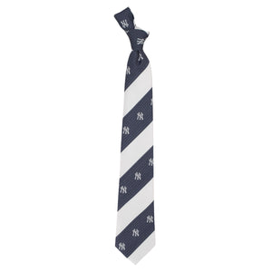 New York Yankees Tie Geo Stripe
