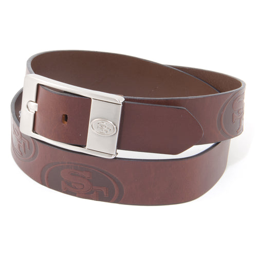San Francisco 49ers Belt Brandish