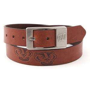 Wisconsin Badgers Belt Brandish