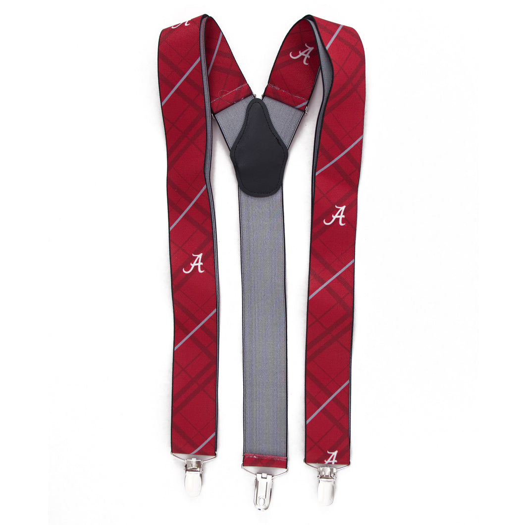 Alabama Crimson Tide Suspender Oxford