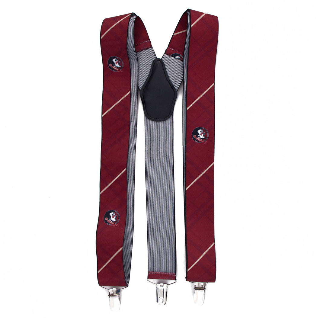 Florida State Seminoles Suspender Oxford