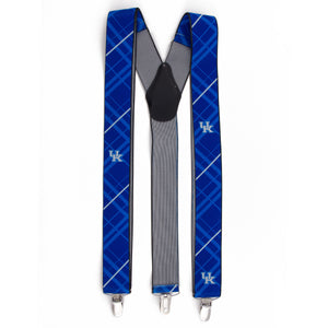 Kentucky Wildcats Suspender Oxford