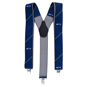 Seattle Seahawks Suspender Oxford
