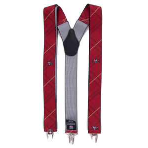 San Francisco 49ers Suspender Oxford