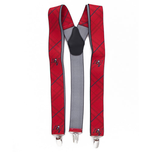 Tampa Bay Buccaneers Suspender Oxford