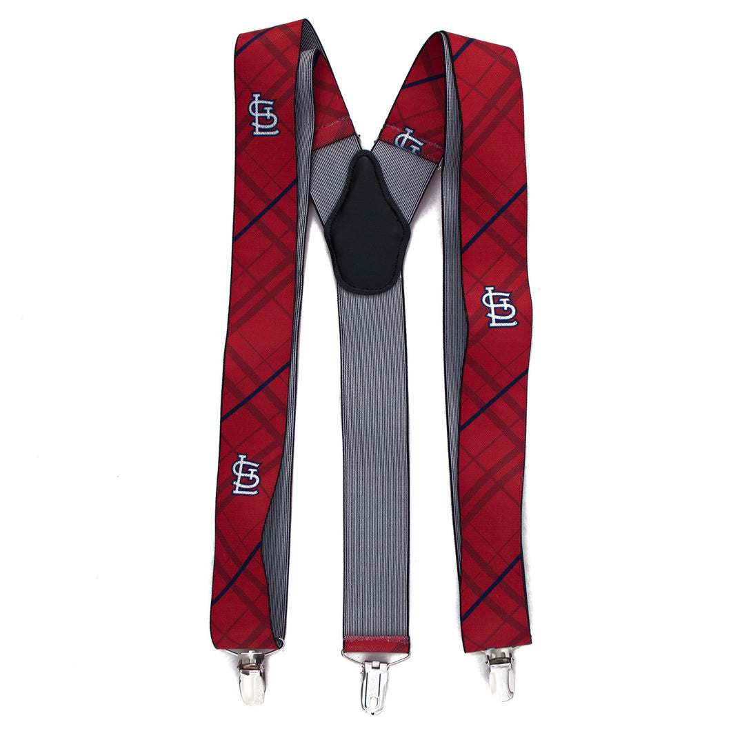 St. Louis Cardinals Suspender Oxford
