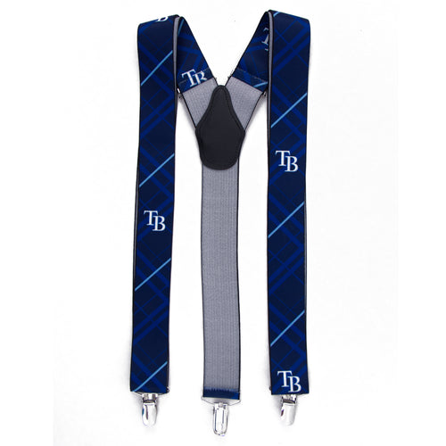 Tampa Bay Rays Suspender Oxford