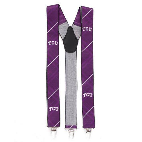 TCU Suspender Oxford
