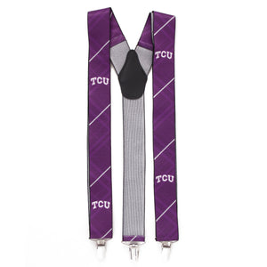 TCU Horned Frogs Suspender Oxford