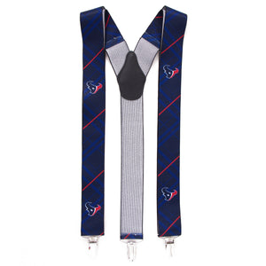 Houston Texans Suspender Oxford