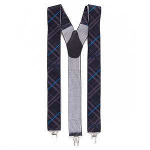 Carolina Panthers Suspender Oxford