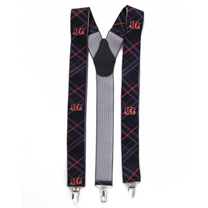 Cincinnati Bengals Suspender Oxford