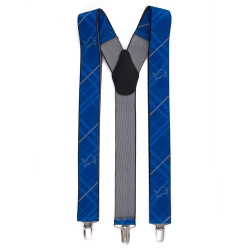 Detroit Lions Suspender Oxford