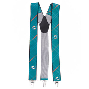 Miami Dolphins Suspender Oxford