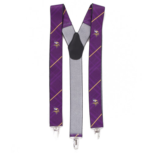 Minnesota Vikings Suspender Oxford