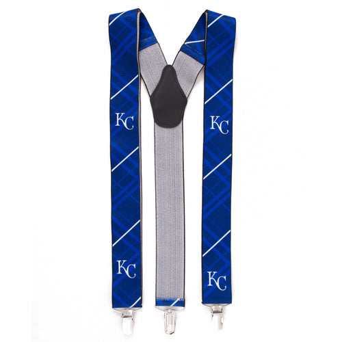 Kansas City Royals Suspender Oxford