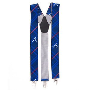 Atlanta Braves Suspender Oxford