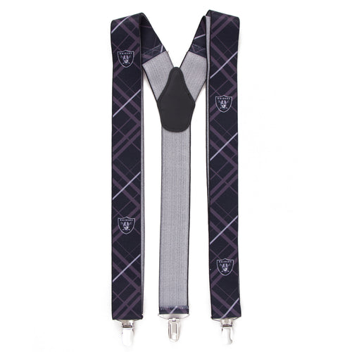 Las Vegas Raiders Suspender Oxford