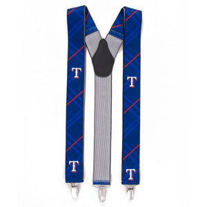 Texas Rangers Suspender Oxford