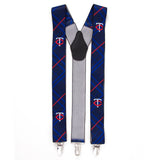 Minnesota Twins Suspender Oxford