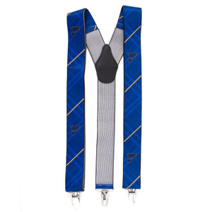 Blues Suspender Oxford