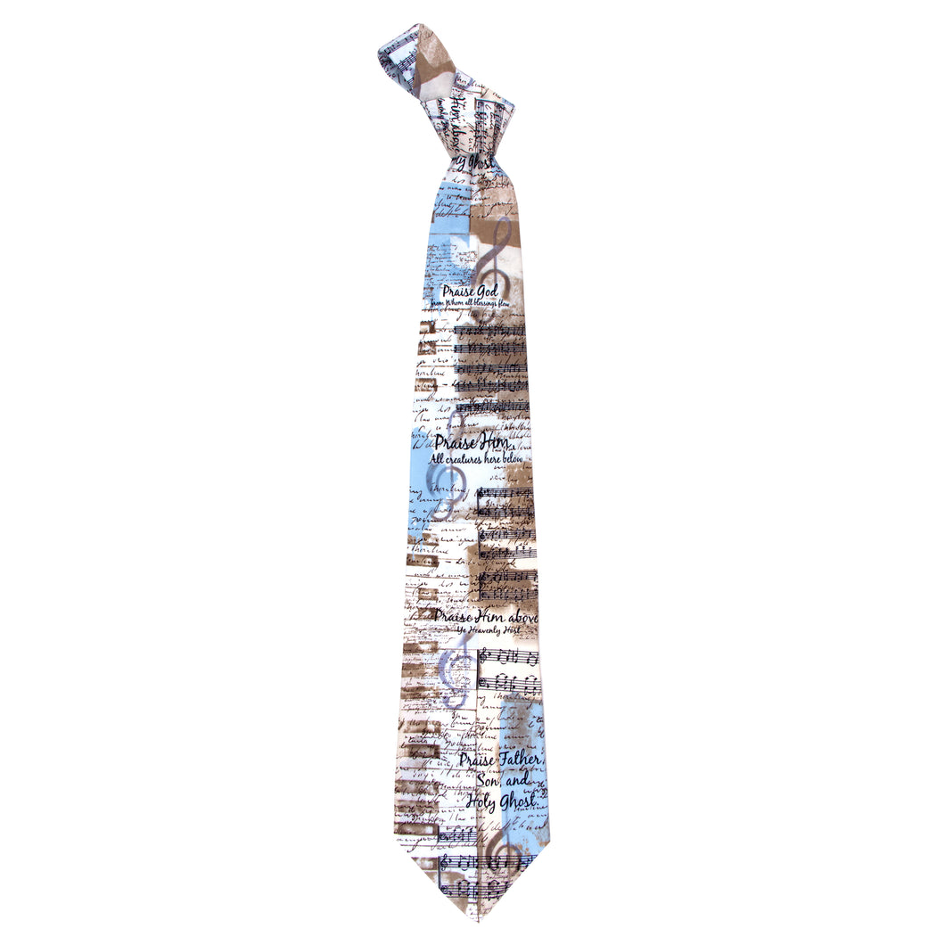 Inspirational Tie - Doxology