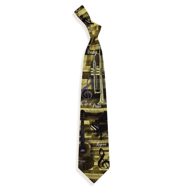 Inspirational Tie - Joyful Noise