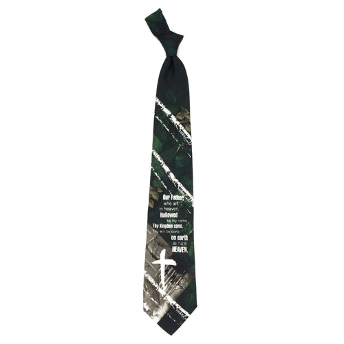 Inspirational Tie - Lords Prayer 2
