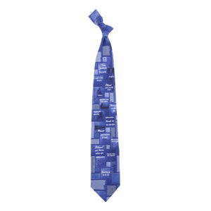 Inspirational Tie - The Beatitudes
