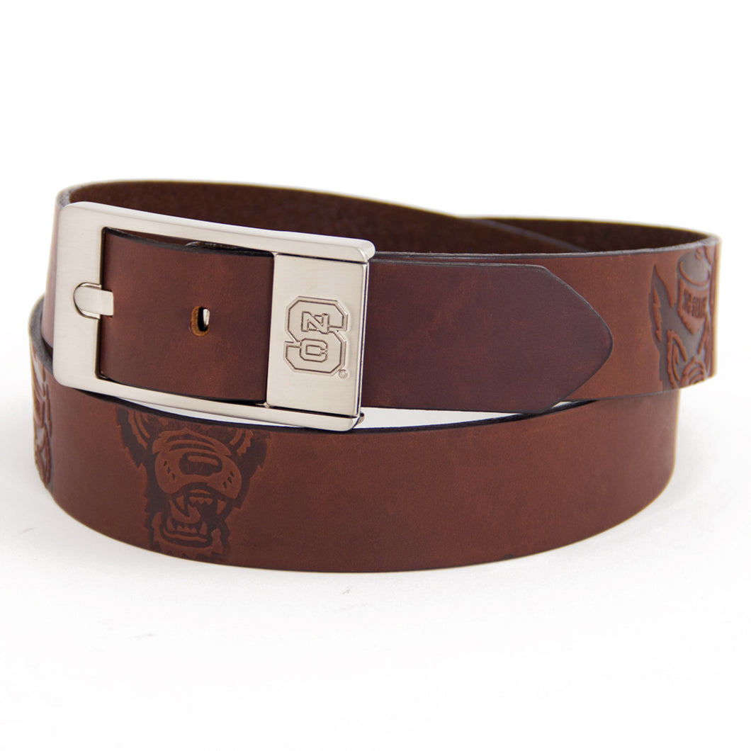 NC State Belt Brandish