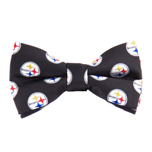 Pittsburgh Steelers Bow Tie Repeat