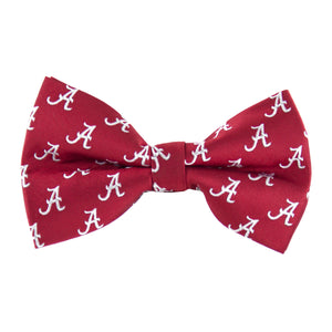 Alabama Crimson Tide Bow Tie Repeat