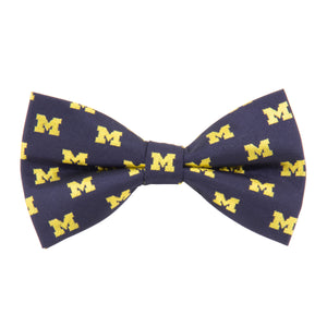 Michigan Wolverines Bow Tie Repeat