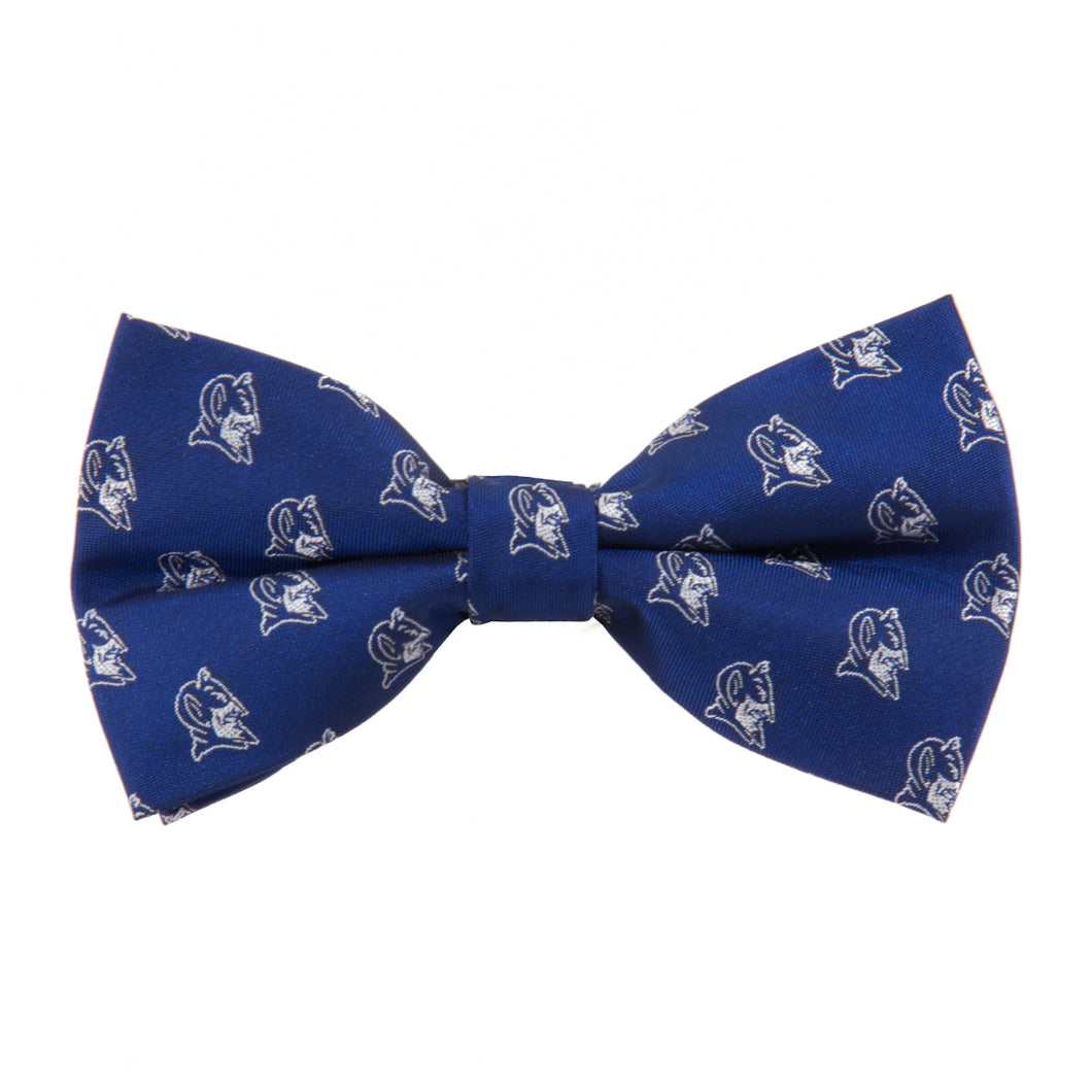 Duke Blue Devils Bow Tie Repeat