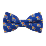 Kansas Jayhawks Bow Tie Repeat