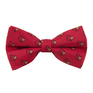 Louisville Cardinals Bow Tie Repeat