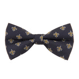 New Orleans Saints Bow Tie Repeat