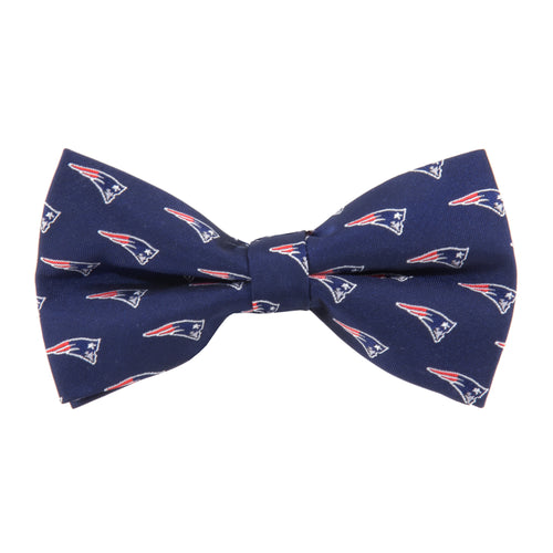 New England Patriots Bow Tie Repeat