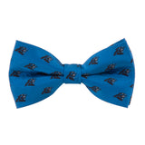 Carolina Panthers Bow Tie Repeat