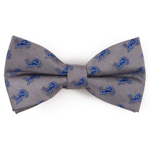 Detroit Lions Bow Tie Repeat