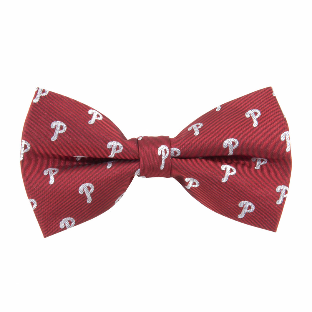 Philadelphia Phillies Bow Tie Repeat
