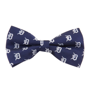 Detroit Tigers Bow Tie Repeat
