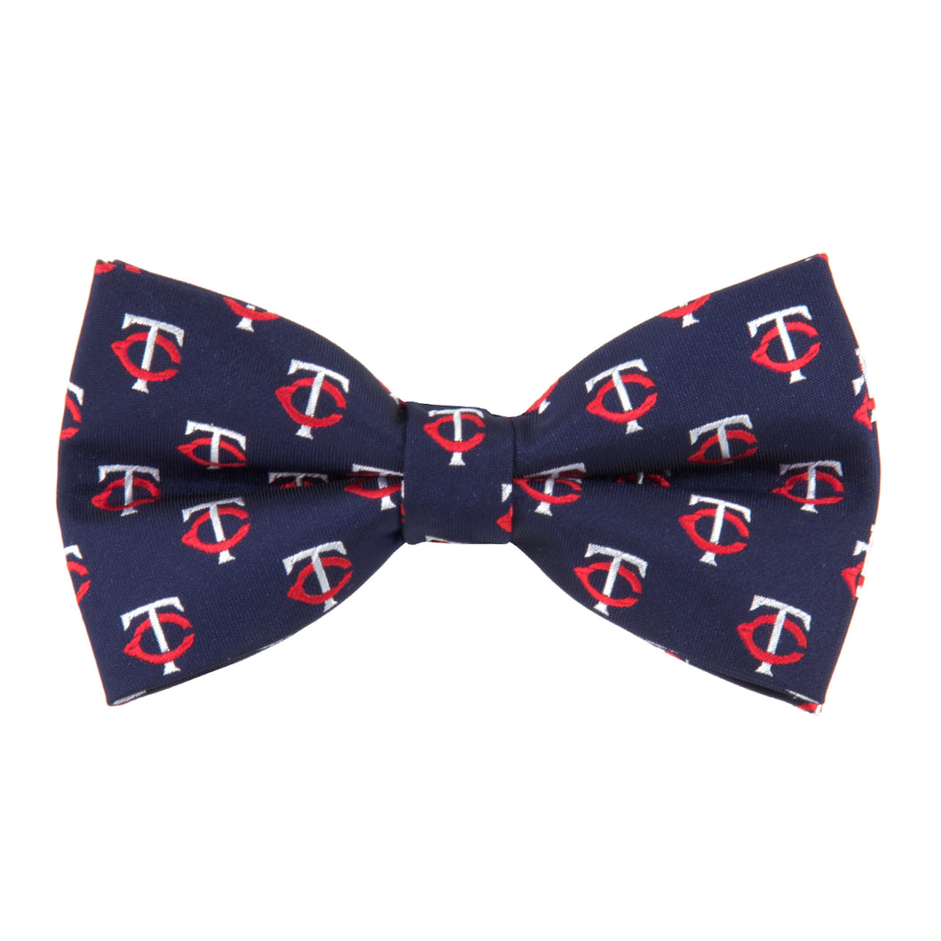 Minnesota Twins Bow Tie Repeat