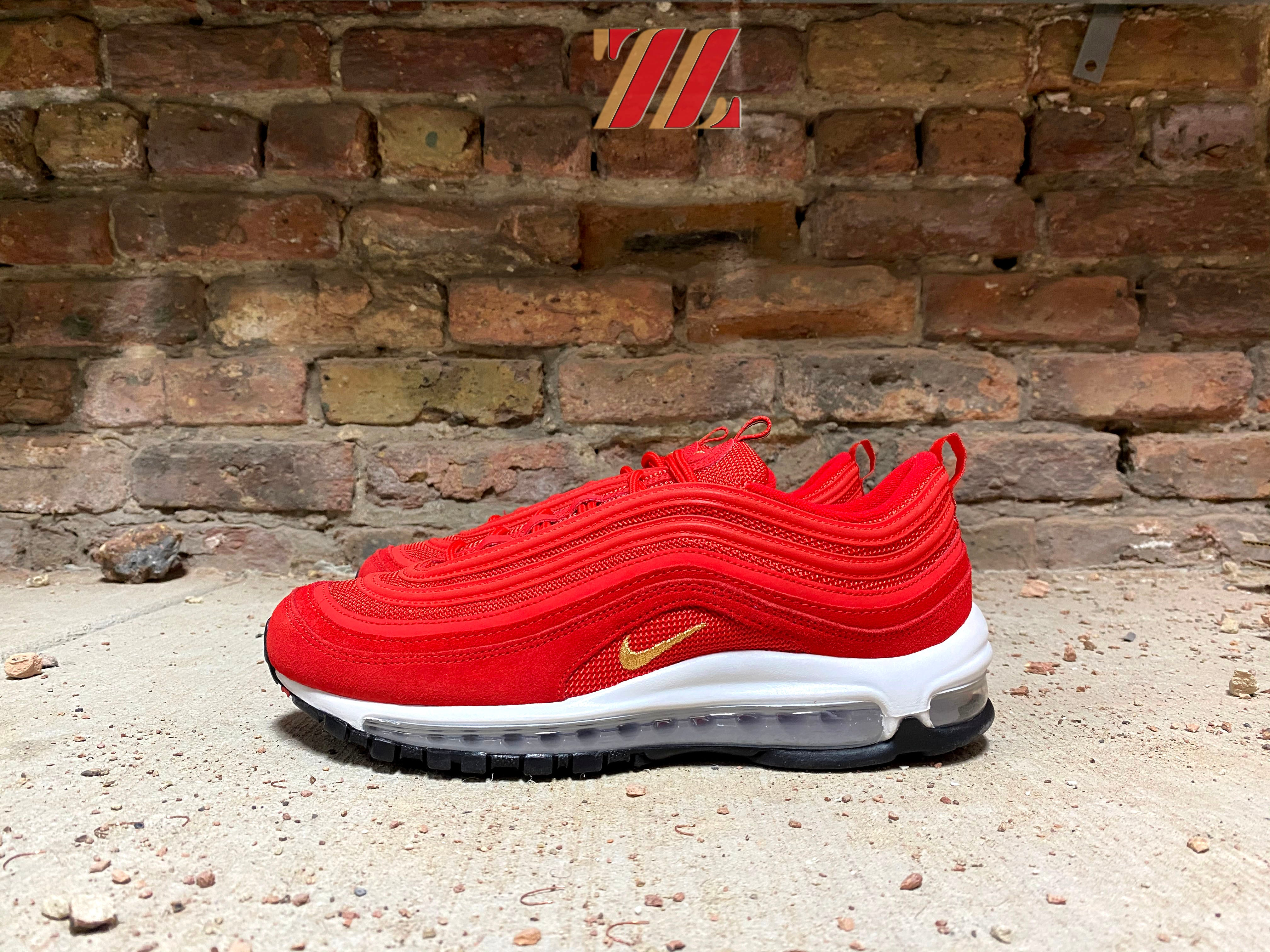 Men's Nike Air Max 97 Olympic Red