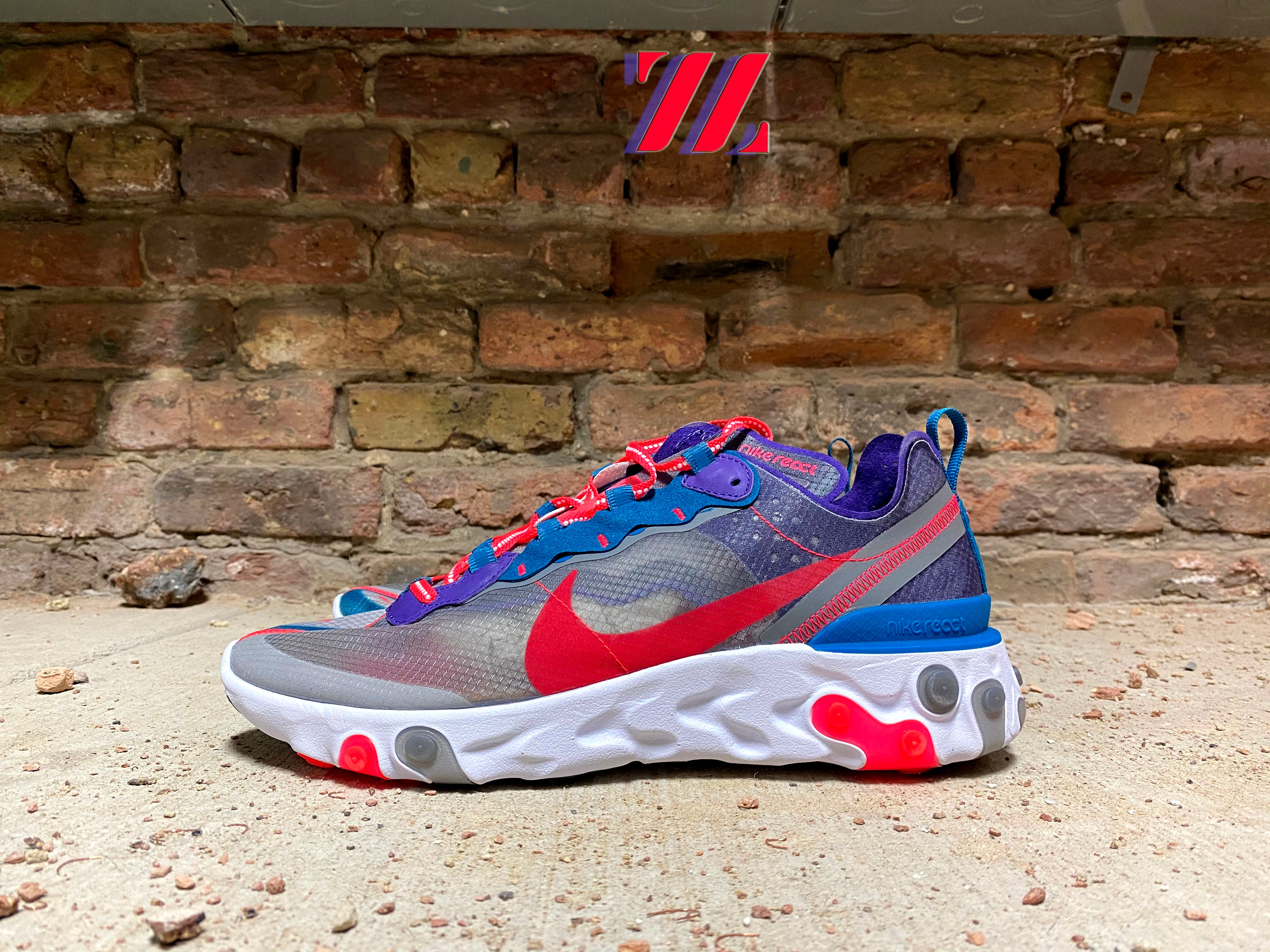 Men's Nike React Element 87