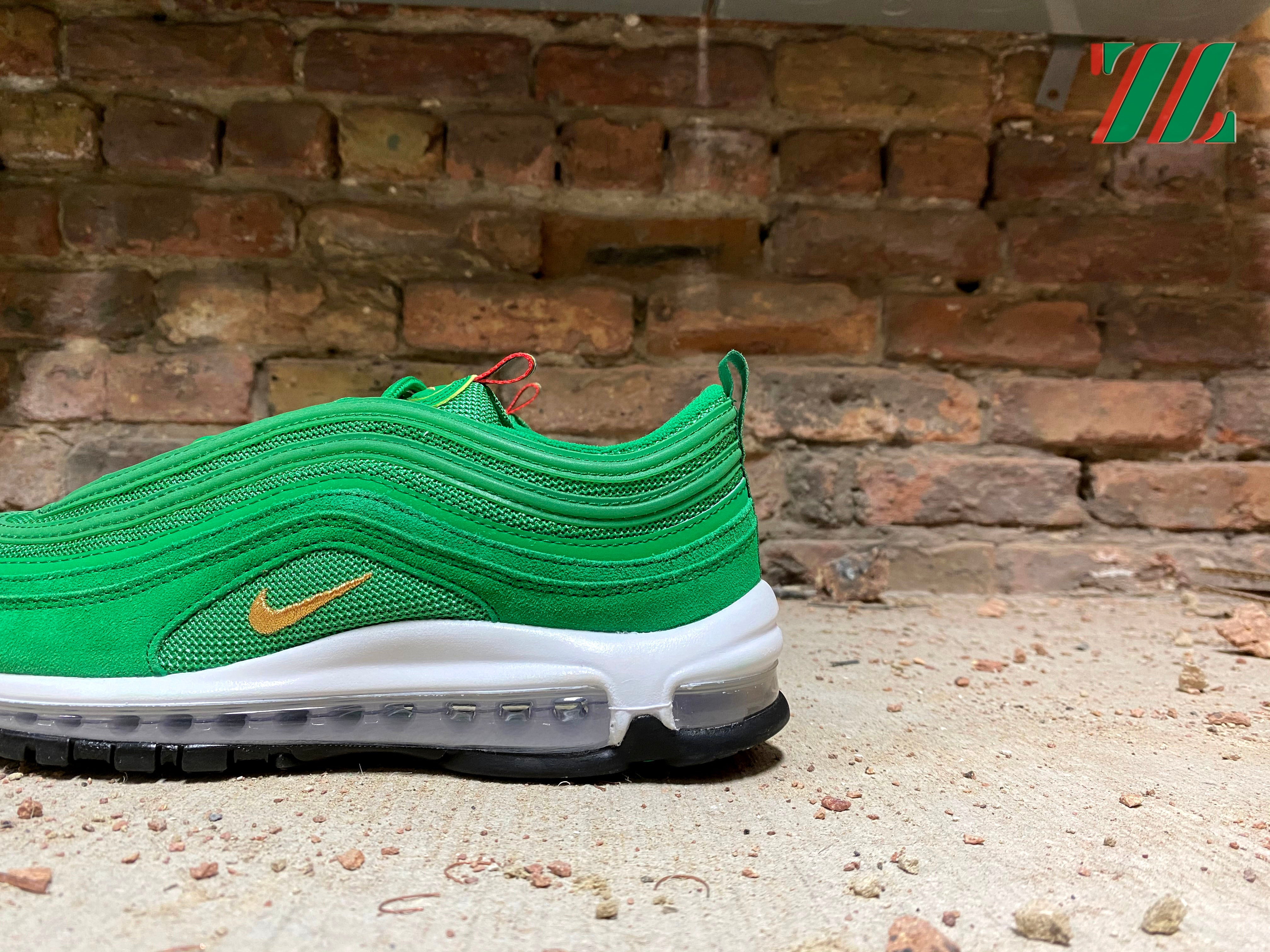 Men's Nike Air Max 97 Olympic Green